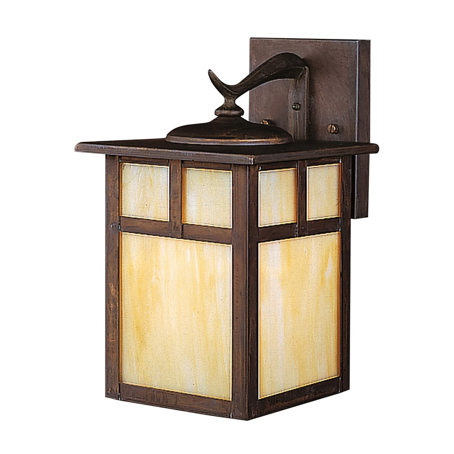 Kichler Alameda 11.5-in H Canyon View Outdoor Wall Light