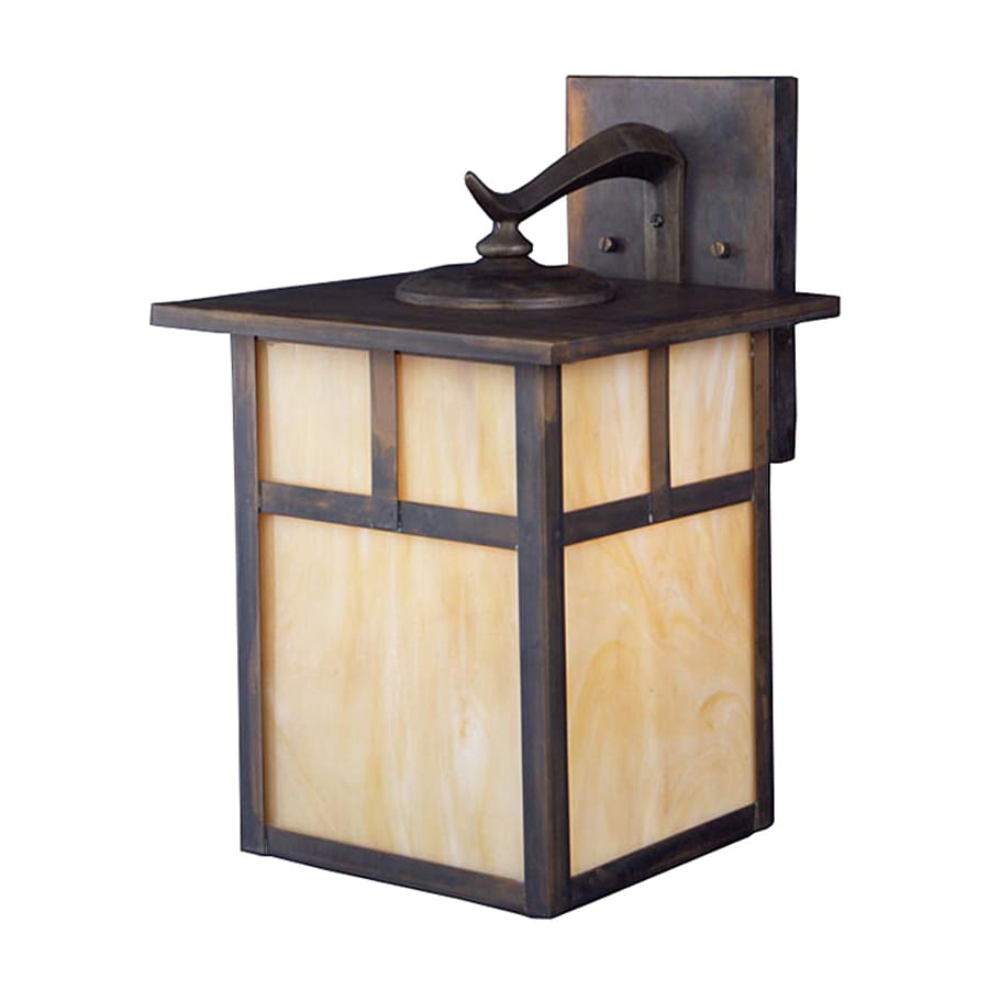 Kichler Alameda 14.25-in H Canyon View Outdoor Wall Light