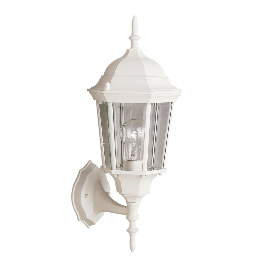 Kichler Lighting Madison 19.5-in H White Outdoor Wall Light