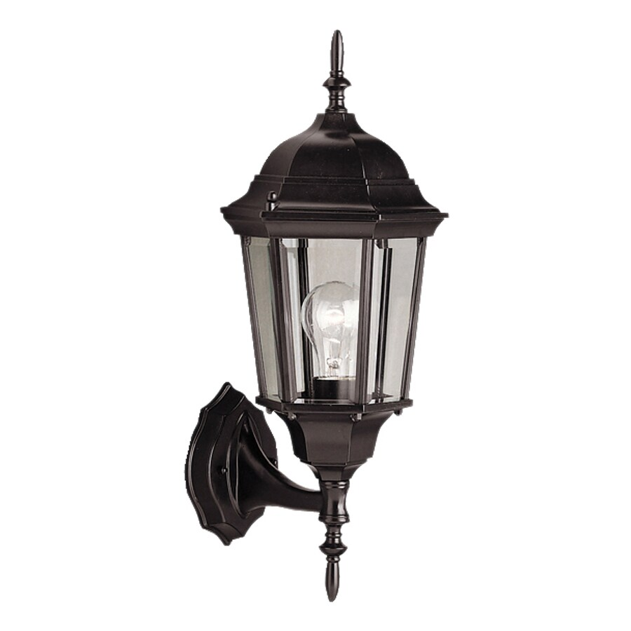 Kichler Lighting Madison 22.75-in H Black Outdoor Wall Light
