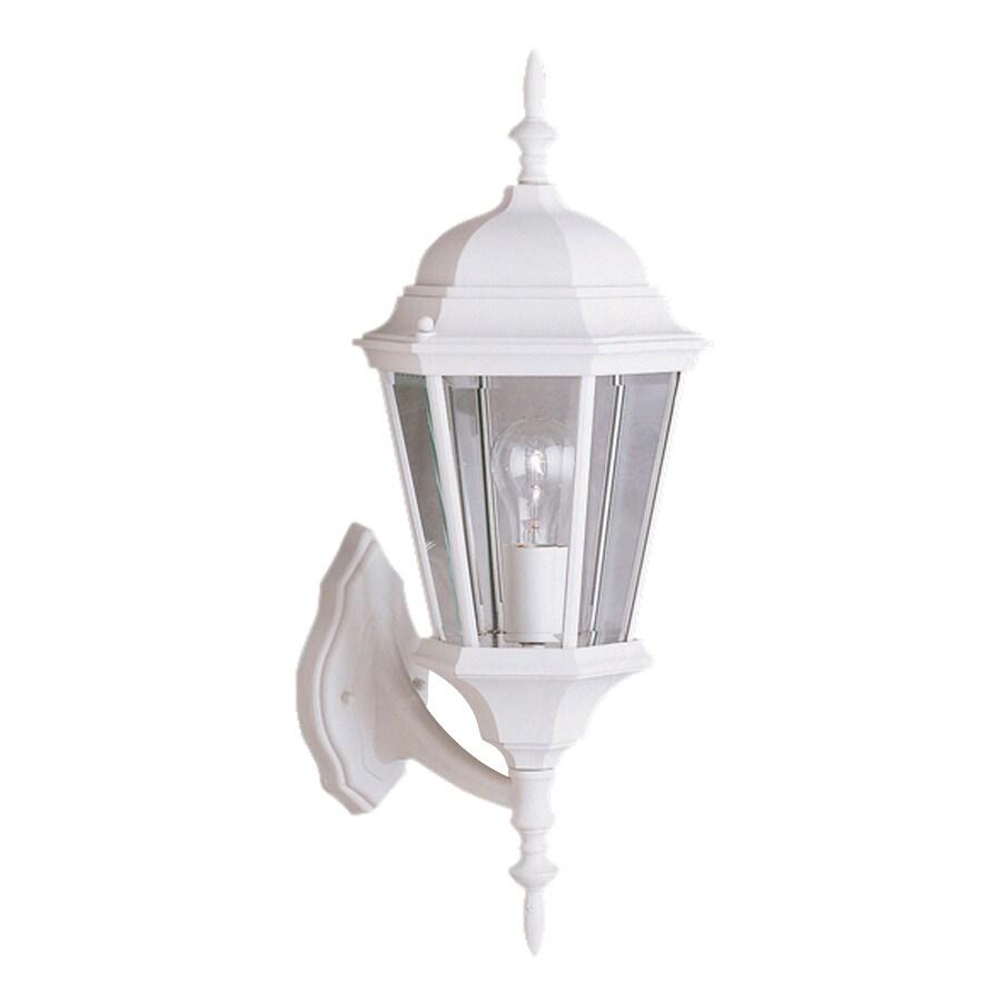 Kichler Lighting Madison 22.75-in H White Outdoor Wall Light