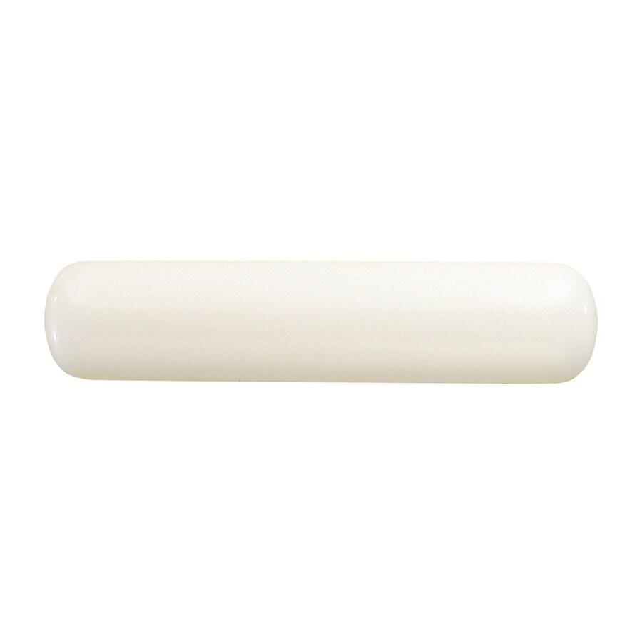 Kichler 1-Light 6-in White Cylinder Vanity Light Bar