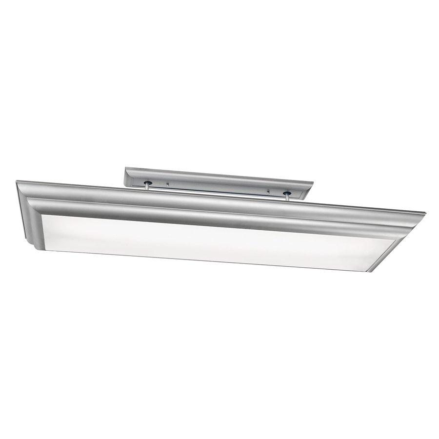 Kichler Lighting Chella 20-in W Silver Various Semi-Flush Mount Light