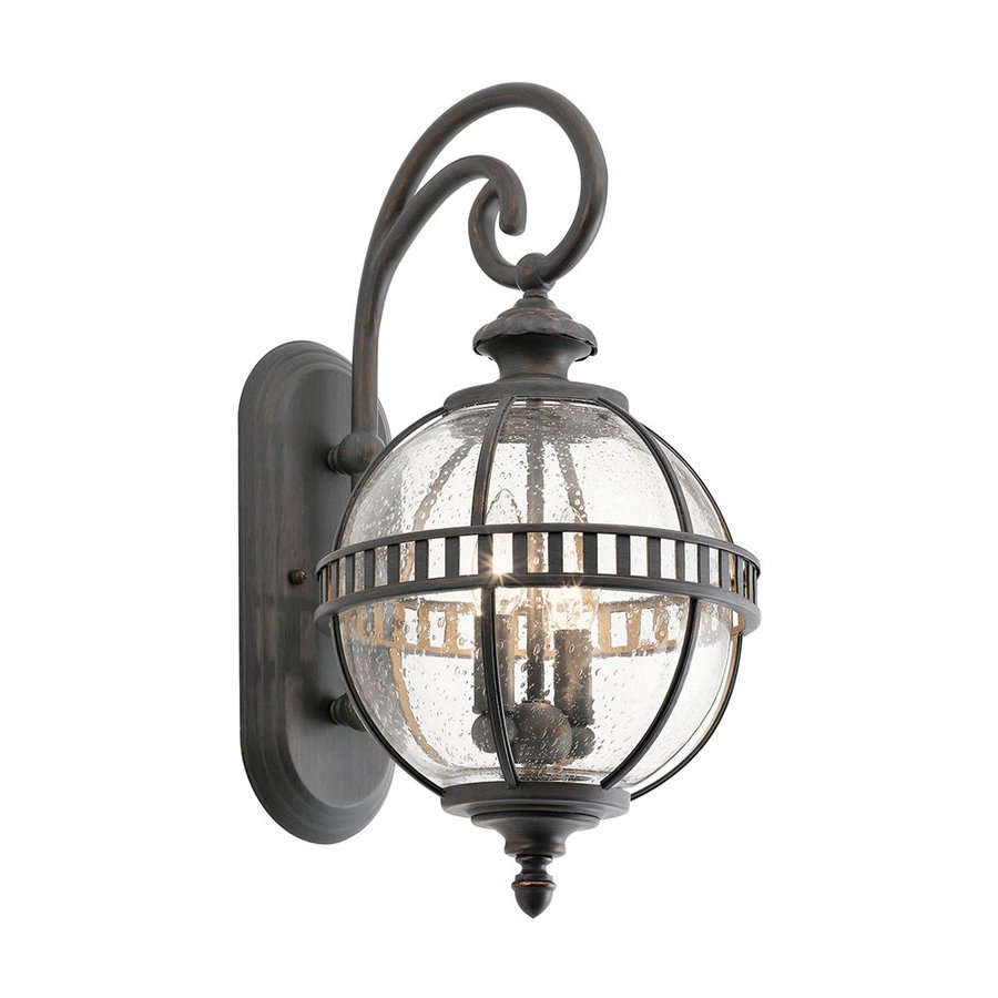 Kichler Lighting Halleron 19-in H Londonderry Outdoor Wall Light