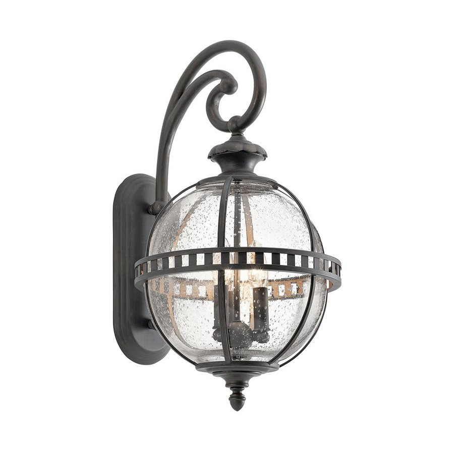 Kichler Halleron 22.75-in H Londonderry Outdoor Wall Light