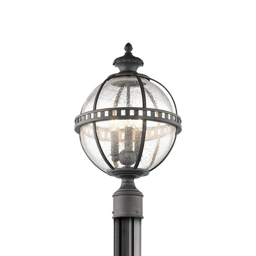 Kichler Halleron 20.25-in H Londonderry Post Light