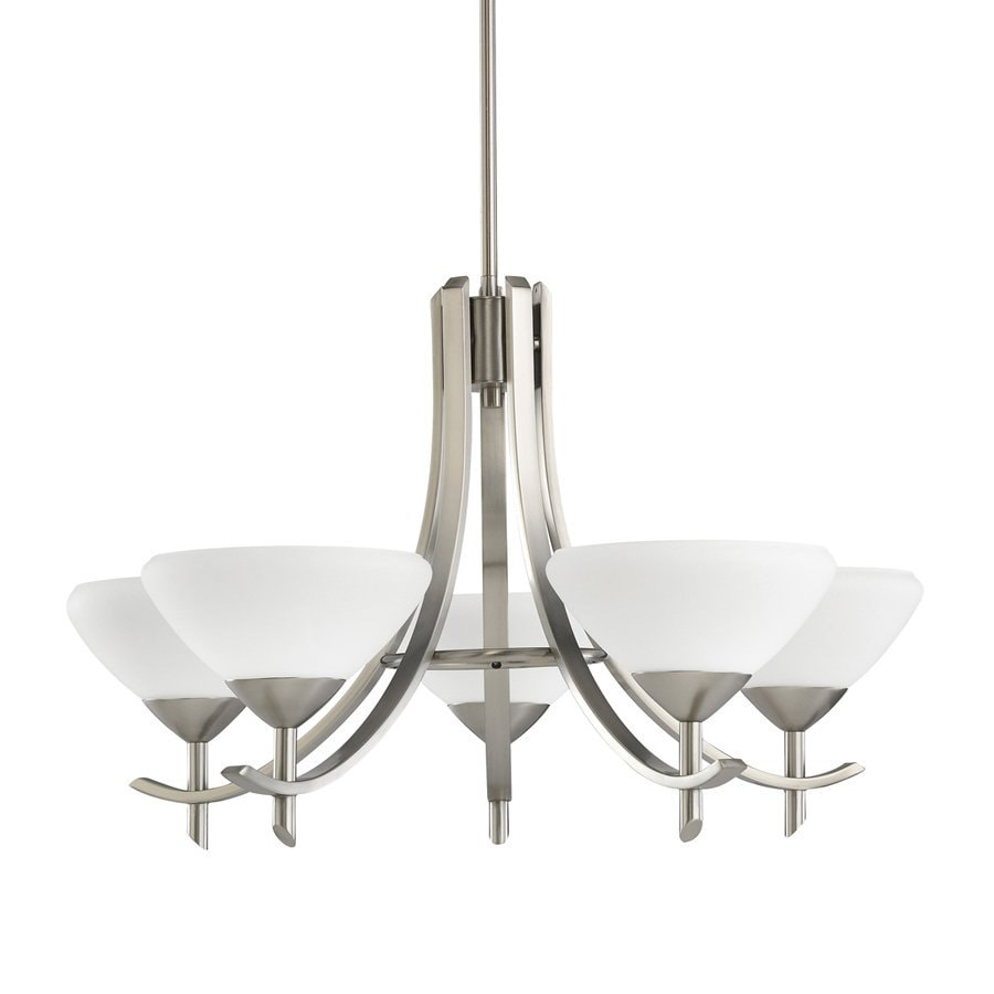 Shop kichler lighting olympia 5 light antique pewter chandelier at kichler lighting olympia 5 light antique pewter chandelier aloadofball Images