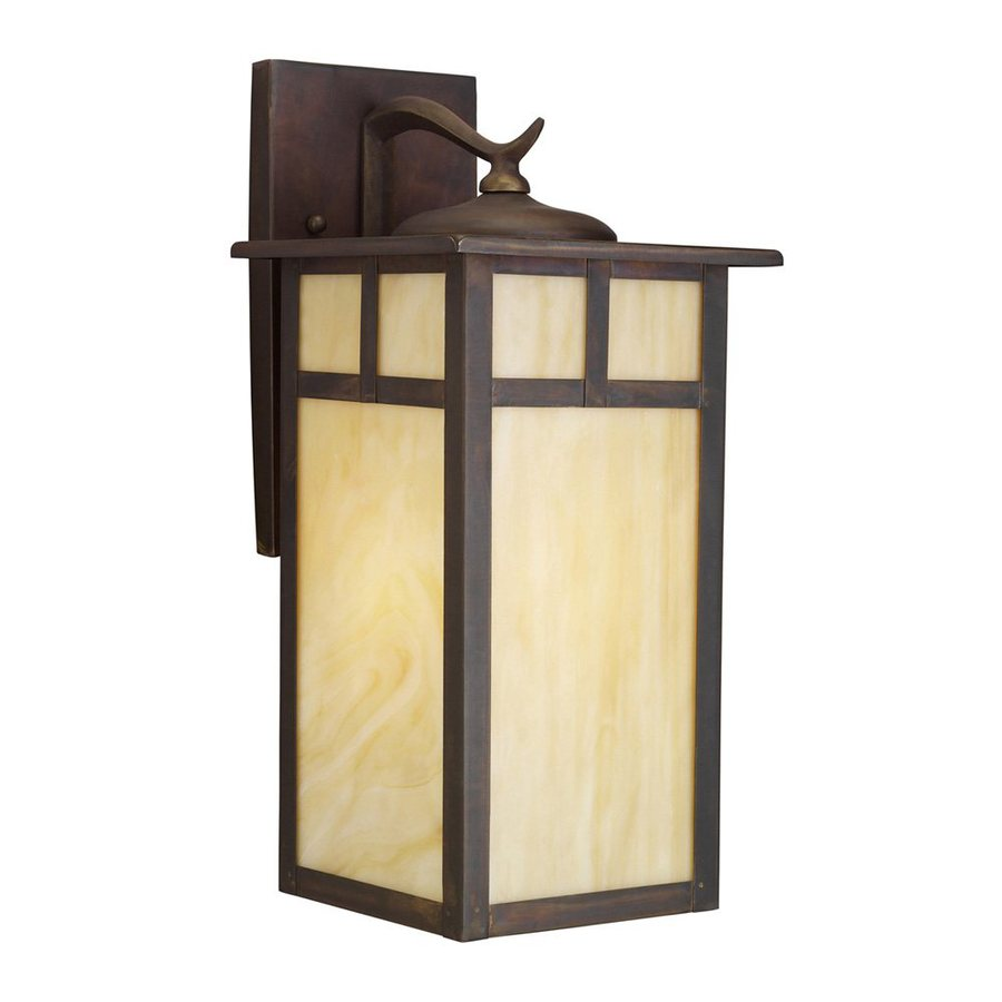Kichler Alameda 15-in H Canyon View Outdoor Wall Light