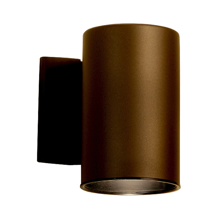 Dark Sky Wall Lights : Shop Kichler Lighting 7-in H Architectural Bronze Dark Sky Outdoor Wall Light at Lowes.com