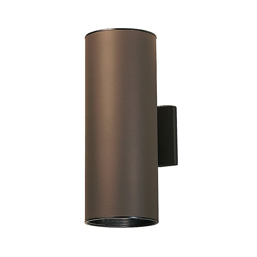 Kichler Lighting 15-in H Architectural Bronze Outdoor Wall Light