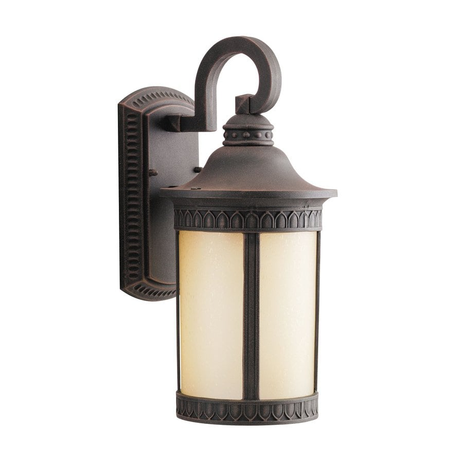 Kichler Lighting Randolph 16-in H Prairie Rock Outdoor Wall Light