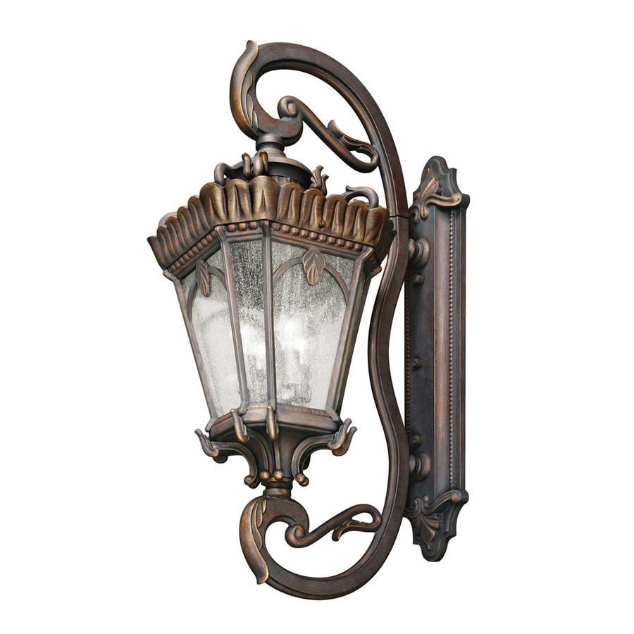 Kichler Lighting Tournai 46-in H Londonderry Outdoor Wall Light