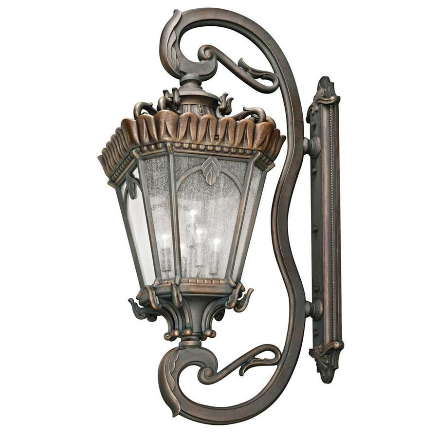 Kichler Tournai 69.5-in H Londonderry Outdoor Wall Light