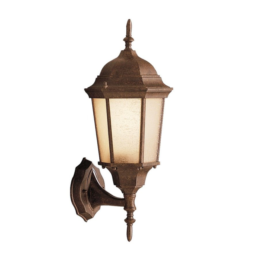 Kichler Lighting Madison 19.75-in H Tannery Bronze Outdoor Wall Light