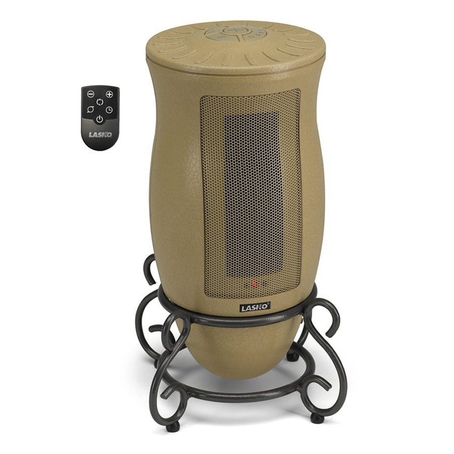 Shop Lasko 1500 Watt Ceramic Tower Electric Space Heater