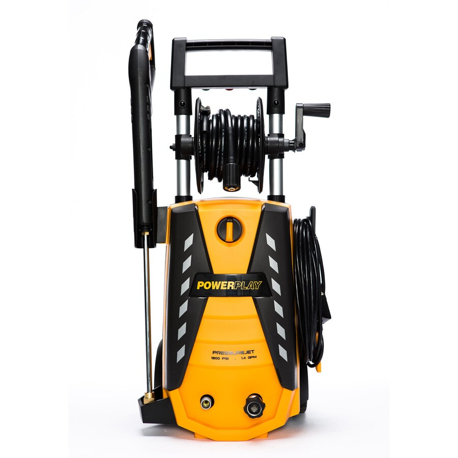 PowerPlay Pressurejet 1800-PSI 1.4-GPM Cold Water Electric Pressure Washer