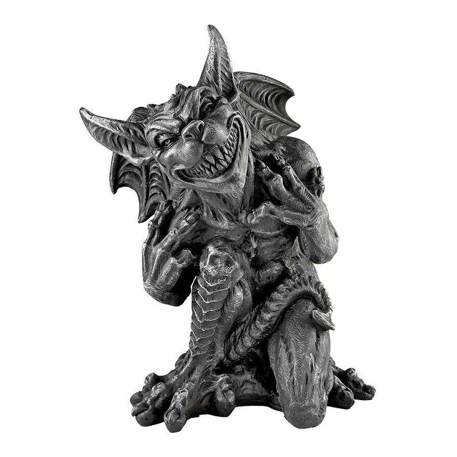 Design Toscano Resin Gargoyle Statue