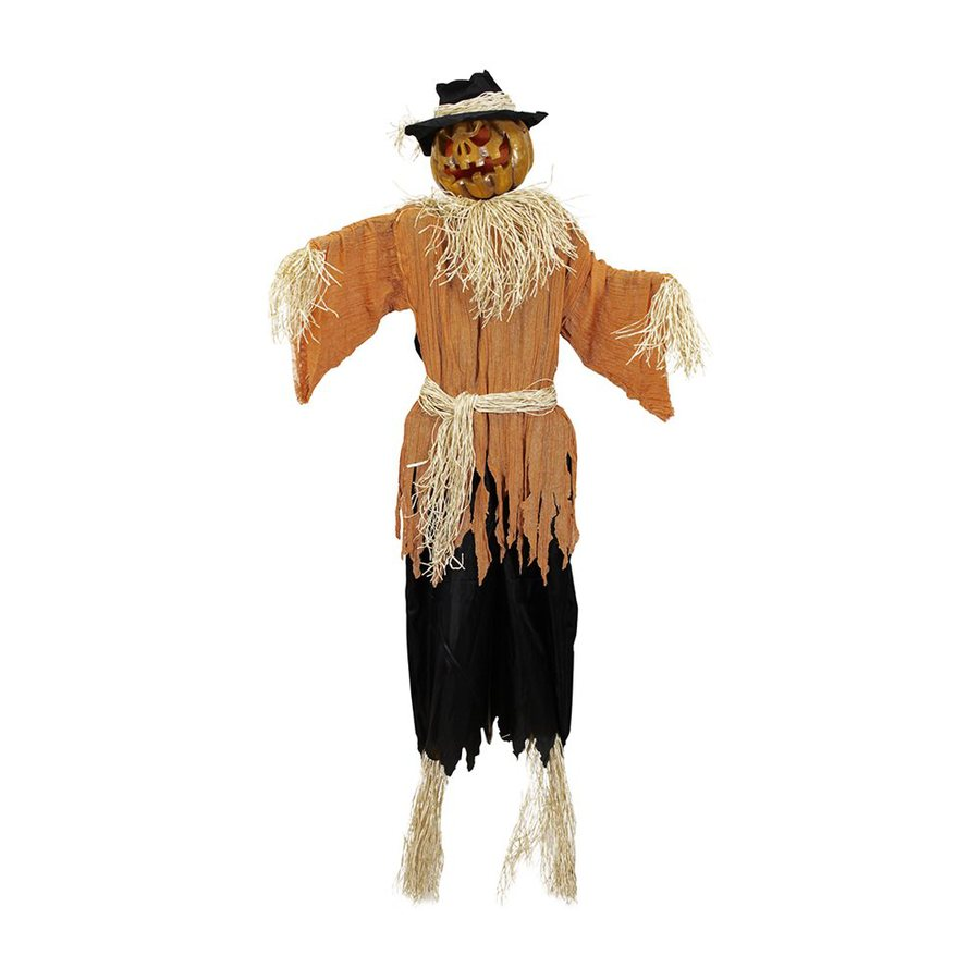 Northlight Animatronic Pre-Lit Musical Scarecrow Greeter