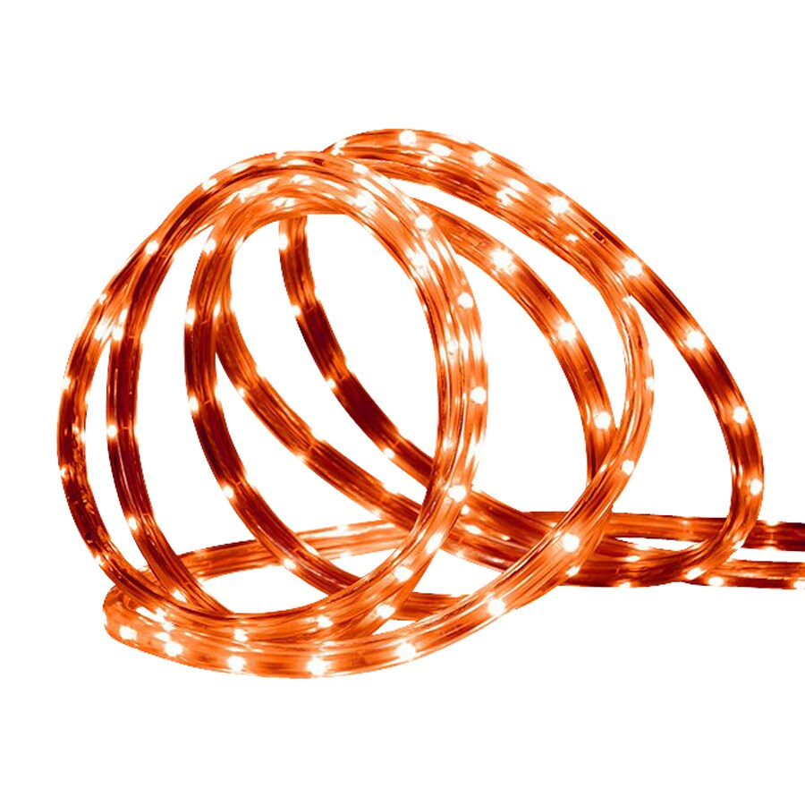 Northlight Orange LED Rope Light (Actual: 20 Feet)