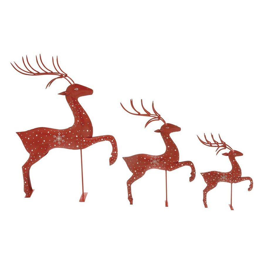 Woodland Imports Reindeer Figurine