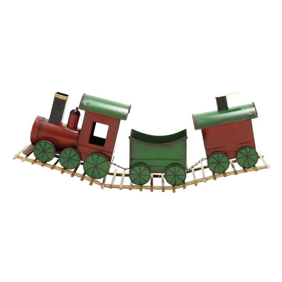 Woodland Imports Christmas Joy Train