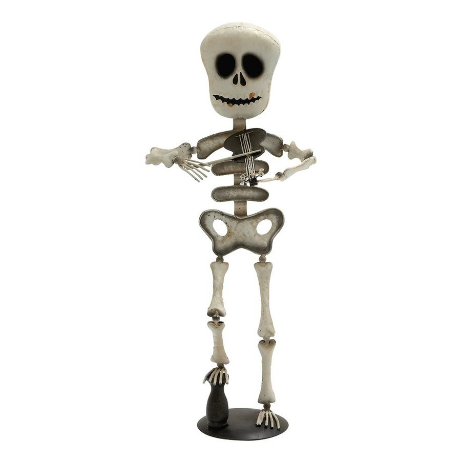 Woodland Imports Skeleton Sculpture