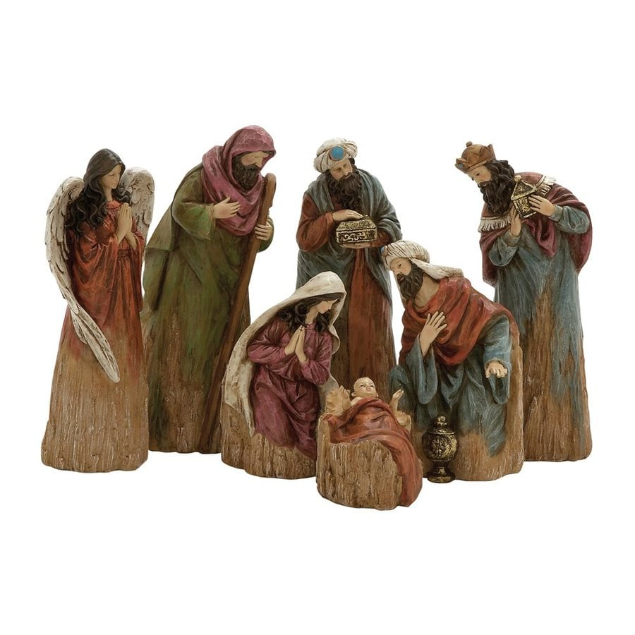 Woodland Imports Nativity