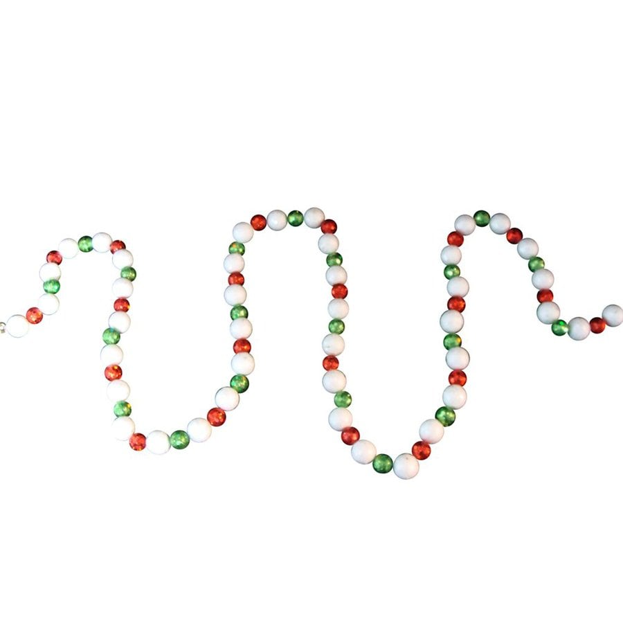 Northlight 6-ft Glitter Ball Artificial Christmas Garland