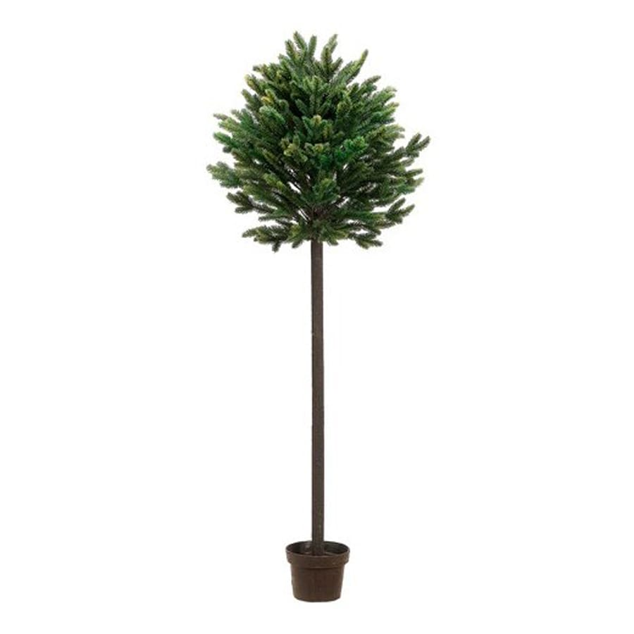 Northlight Allstate Floral And Craft 4-ft-Count Slim Artificial Christmas Tree