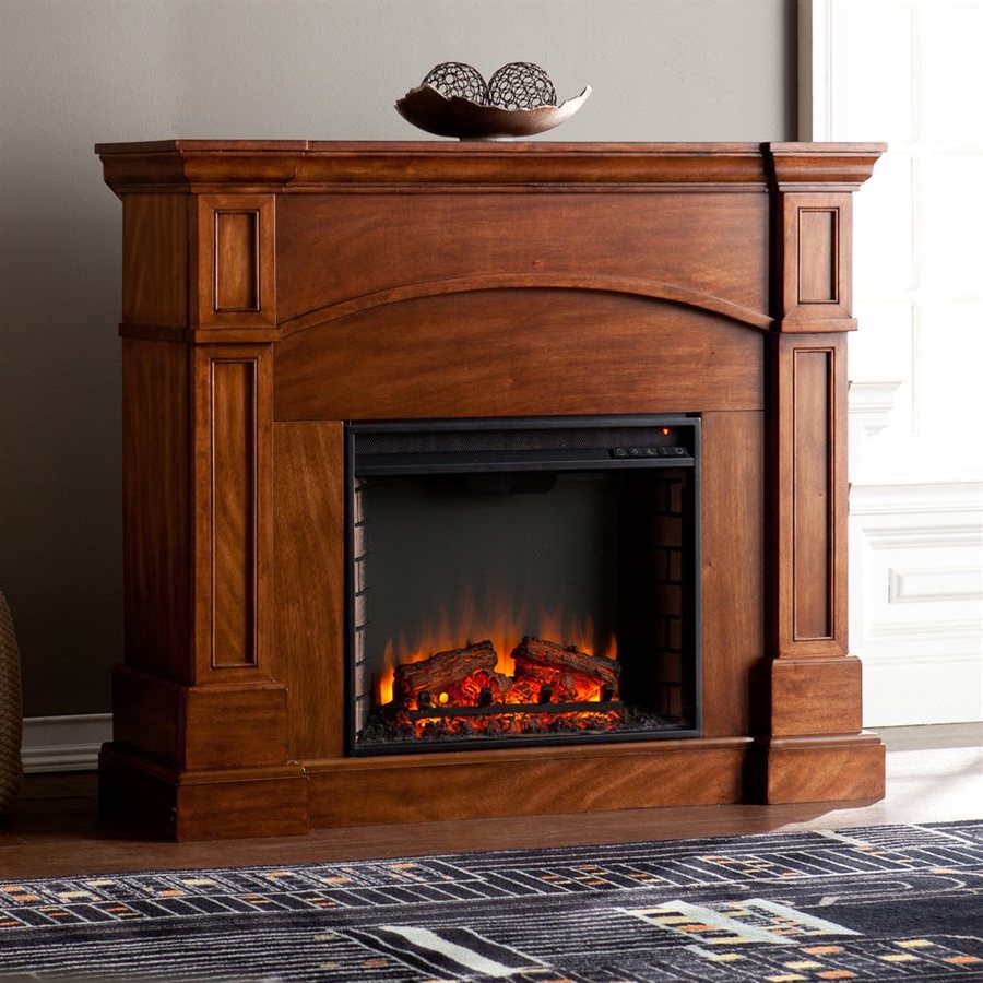Shop boston loft furnishings w 5000 btu oak Loft fireplace