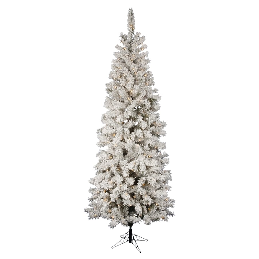 9 Foot Pencil Christmas Tree