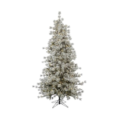 Vickerman 7 5 Ft Pre Lit Alaskan Pine