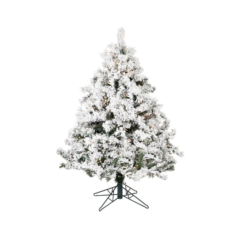 9 Ft Unlit Artificial Christmas Trees