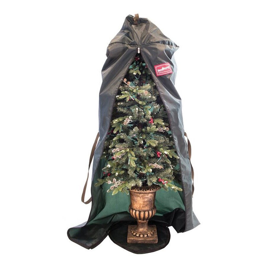 TreeKeeper 17-in W x 65-in H Polyester Christmas Tree Storage Bag
