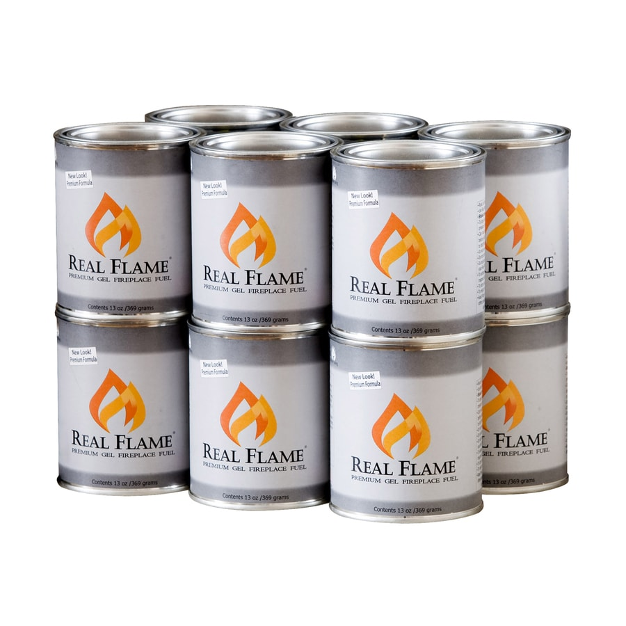 Real Flame 12-Pack 13-oz Solid Gel Fuel