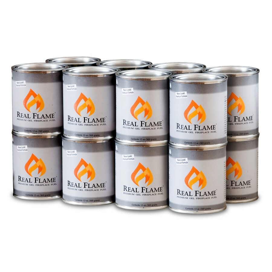 Real Flame 16-Pack 13-oz Solid Gel Fuel