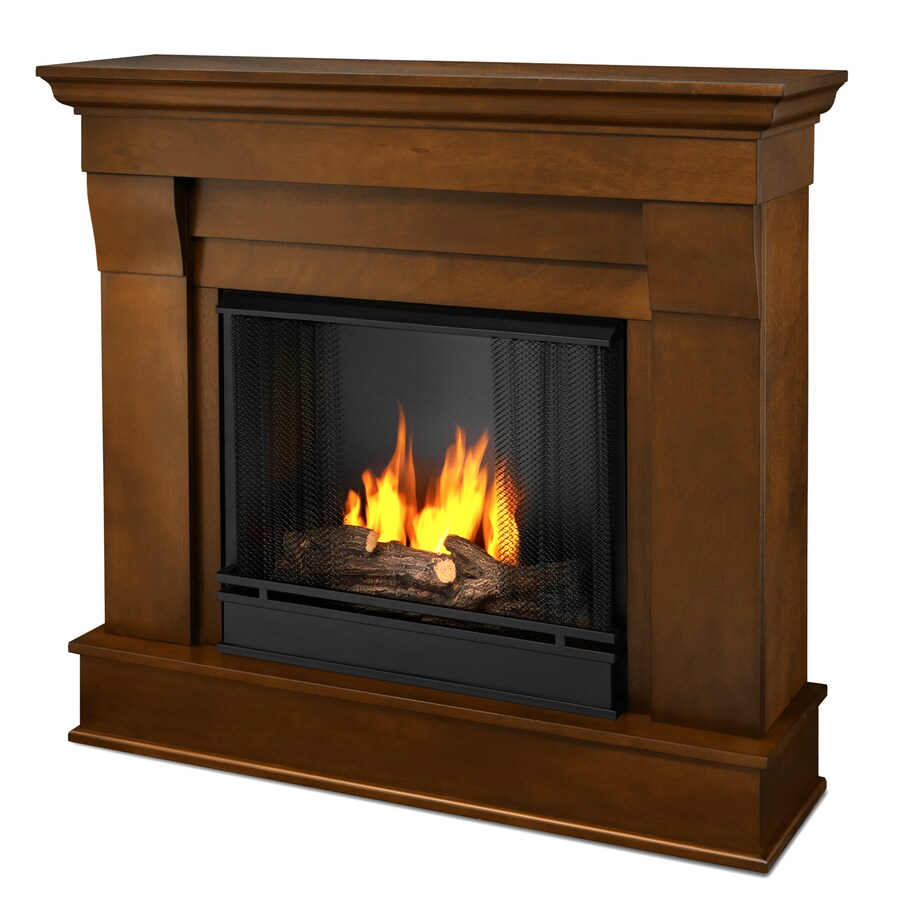 shop real flame 40 9 in gel fuel fireplace at. Black Bedroom Furniture Sets. Home Design Ideas