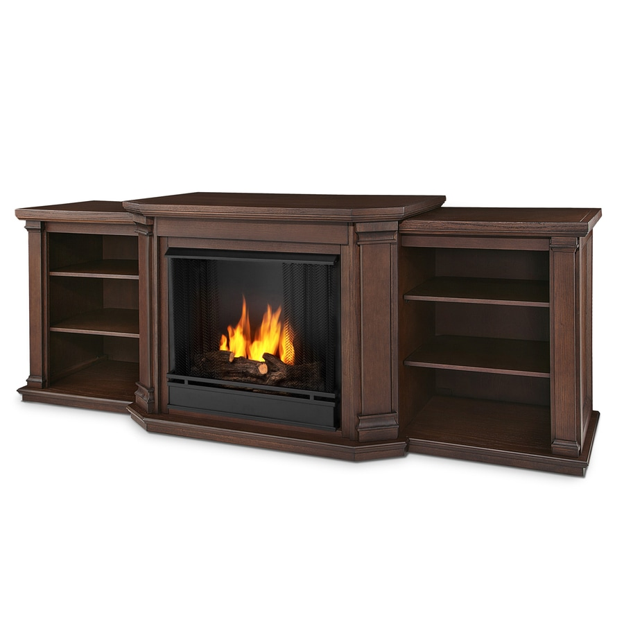 Shop Real Flame 75 5 In Gel Fuel Fireplace At Lowes Com