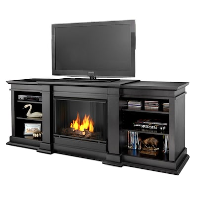 Real Flame 71 73 In Gel Fuel Fireplace At Lowes Com