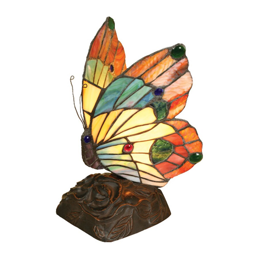 Chloe Lighting 9.5-in Butterfly Light