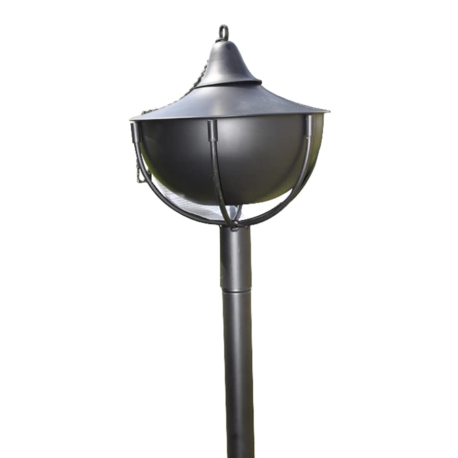 Starlite Garden & Patio Torche Maui Grande 2-Pack 61-in Midnight Black Garden Torches