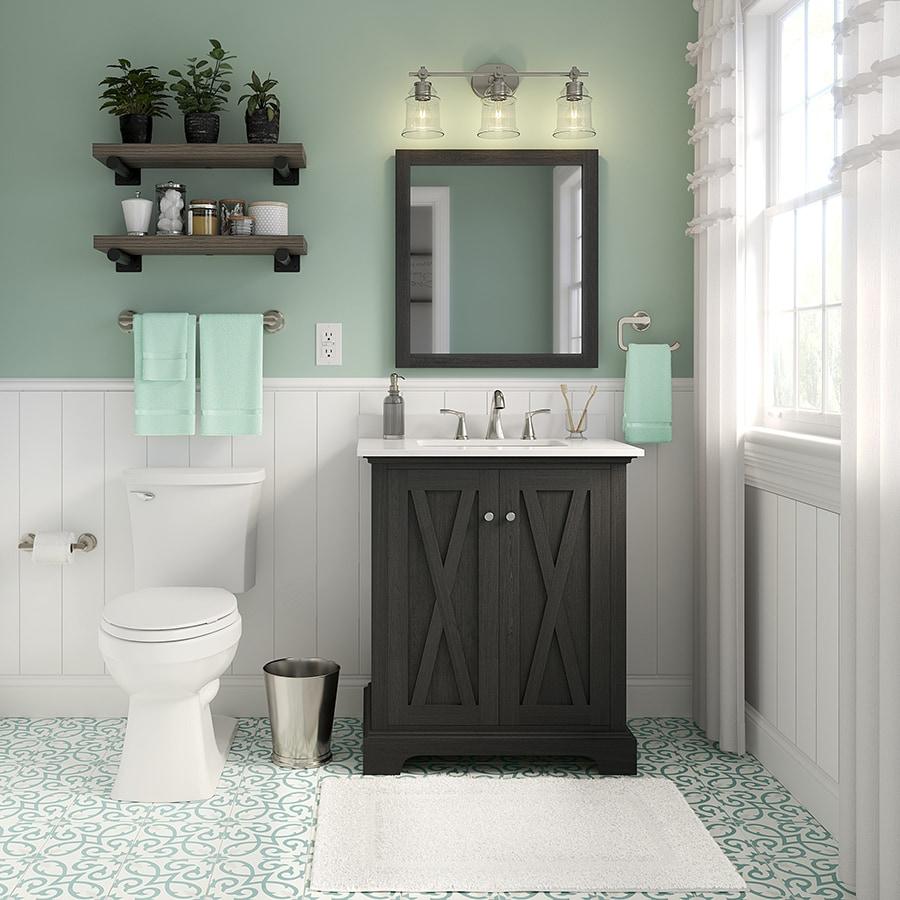 Shop Unbranded Fresh Farmhouse Bathroom at Lowes.com