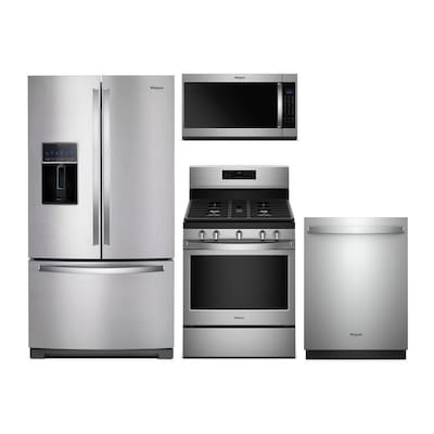 Whirlpool Kitchen Appliance Packages At Lowes Com