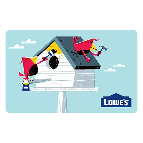 Bird House Gift Card