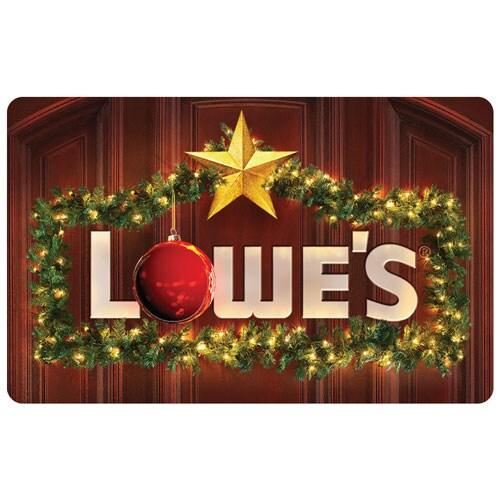 Garland Gift Card