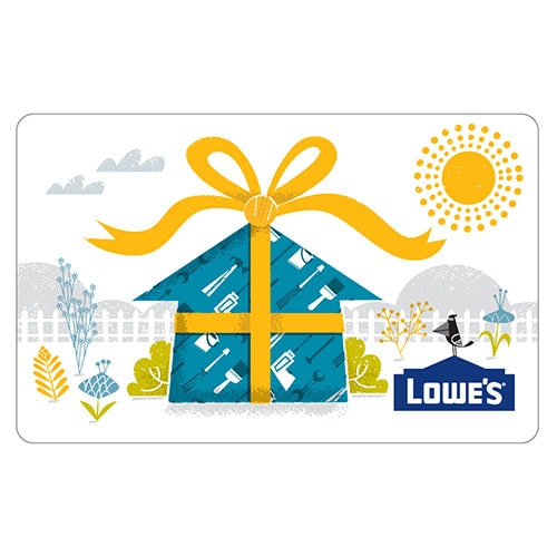 Home Ribbon Gift Card
