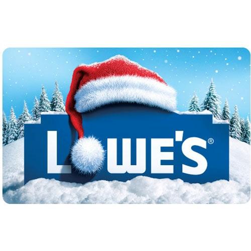 Santa Hat Gift Card