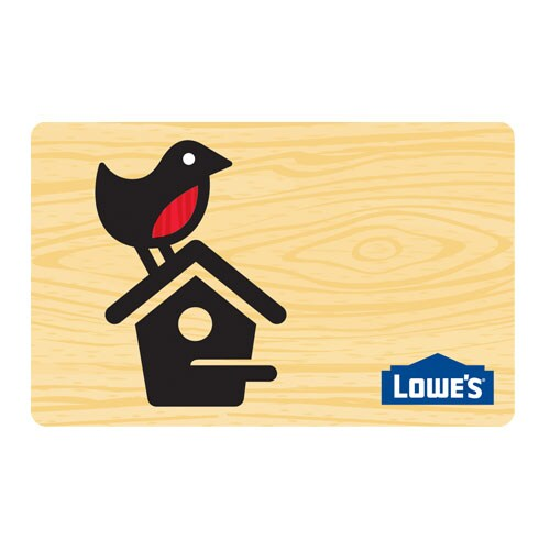 Birdhouse Gift Card