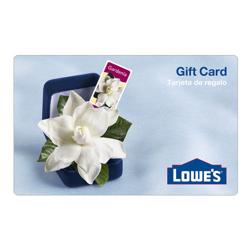 Shop Lowe's Wedding Day Gift Card at Lowes.com