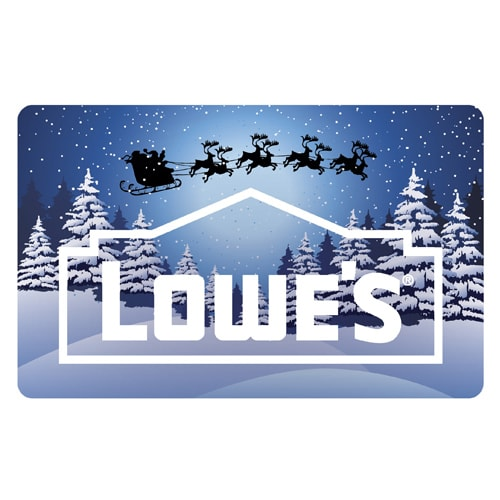 Shop Holiday Lowe's Gift Card at Lowes.com